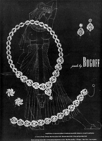 1000 images about costume jewelry bogoff on pinterest for Bogoff vintage costume jewelry