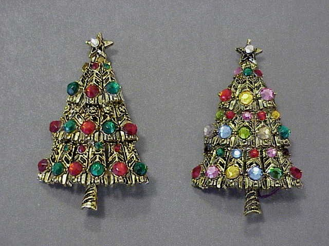 Christmas tree pin 2 1 2 by 2 1 8 unsigned 2 1 2 christmas tree pin