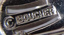 See Also Mb Mark Next Page Copyright Symbol After 1955 Boucher Jewelry In Morning Glory Collects