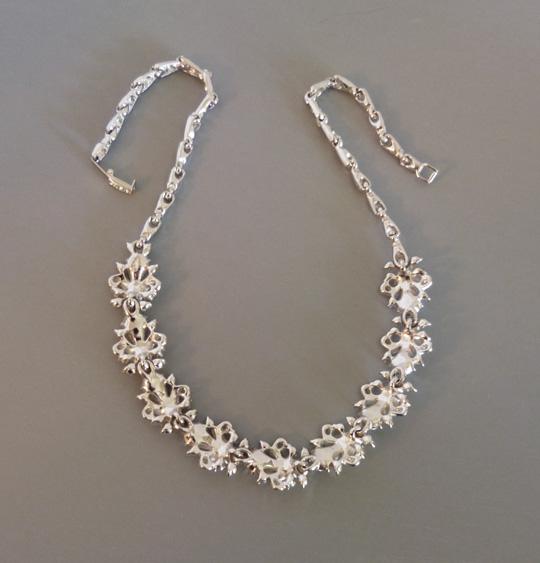 1950 rhinestone jewelry