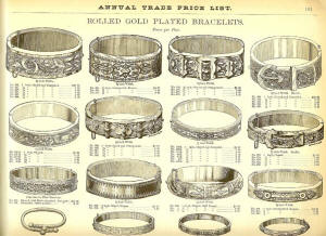 Jewelry Patent Numbers Ideas