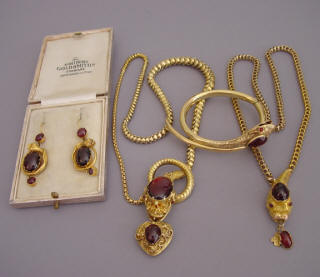 Morning Glory Antiques Jewelry